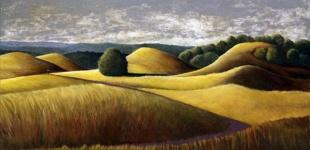 Four paintings December 2010
